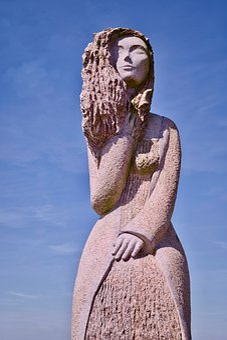 Sculpture, Woman, Statue, Art, Female, Figure, Artwork