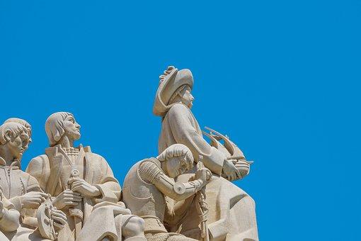 Lisbon, Seafarer, Monument, Portugal, Lisboa, Belem