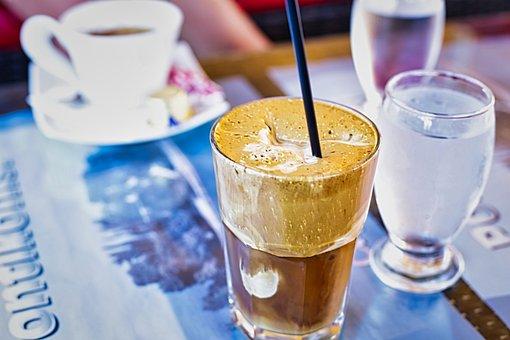Ice Coffee, Cold Coffee, Coffee, Cold, Drink, Caffeine