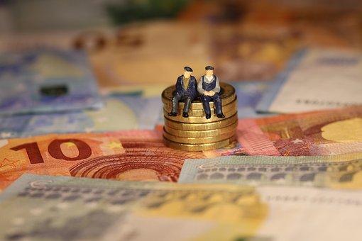 Seniors, Eventide, Miniature Figures, Save