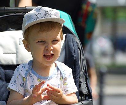 Child, Small, Little Boy, Cute, Boy, Head