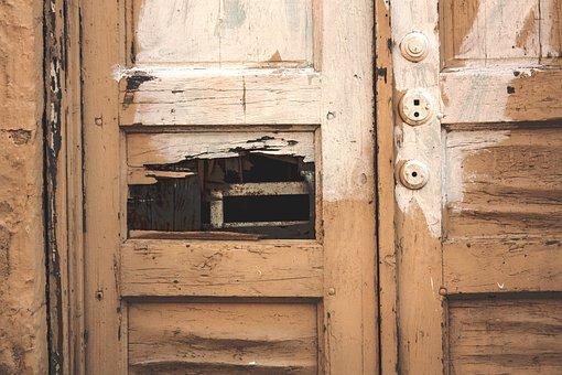 Door, Vintage, Wood, Old, House, Antique, Doorway