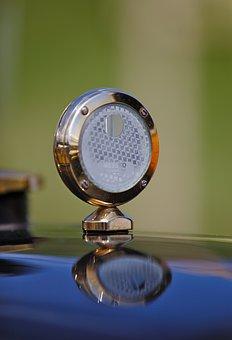 Tractor, Oldtimer, Landtechnik, Thermometer, Cooler