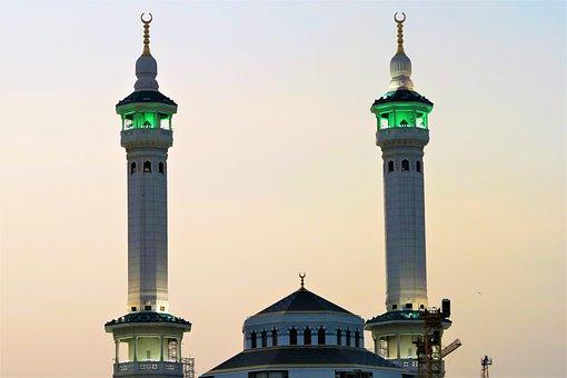 Minaret, Cami, Islam, Architecture, Religion, Travel