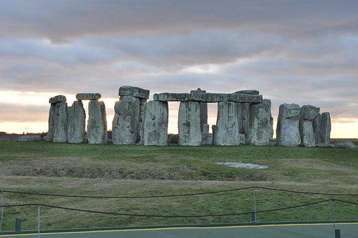 Stonehenge, Wiltshire, Stone, Ancient, Salisbury