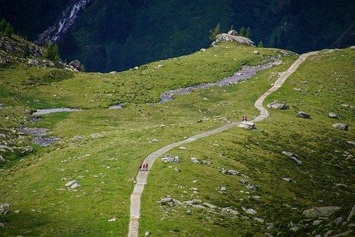 Road, Trail, Walk, Trekking, Mountain, Nature, Path