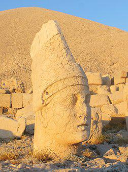 Nimrod, Turkey, Adıyaman Kahta, Ancient History