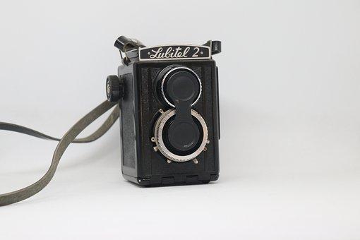 Lubitel, Vintage, Photo, Photography