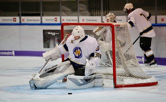 Ice Hockey, Sport, Ice, Players, Winter, Mask, Athlete