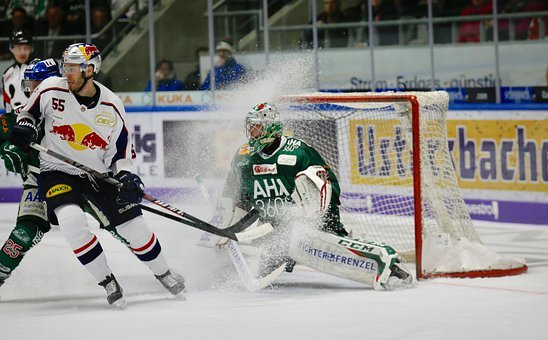 Ice Hockey, Sport, Puck, Play, Competition, Athlete