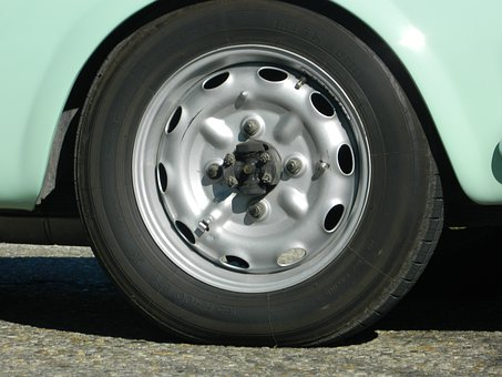 Wheel, Rim, Vintage Car, Rims, Auto, Wheels, Tyre, Car