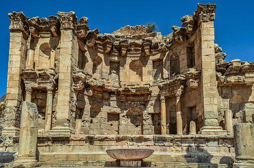 Architecture, Ruins, Ancient, History, Historic