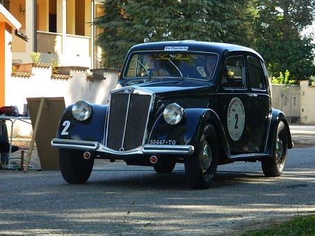 Corse, Auto, Historic Cars, Car, Vehicle, Race, Sport