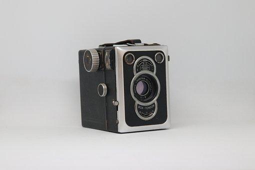 Box-tengor, Tengor Box, Vintage, Camera, Photo Camera