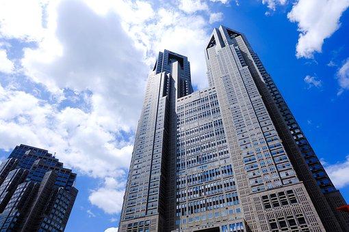 Tokyo, Cityscape, City, Skyscraper, Japan, Architecture