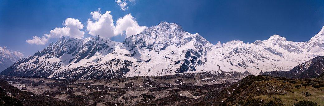 Trekking In Nepal, Mount Manaslu