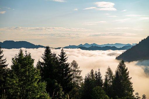Alpine, Sudelfeld, Bayrischzell, Bavaria, Upper Bavaria