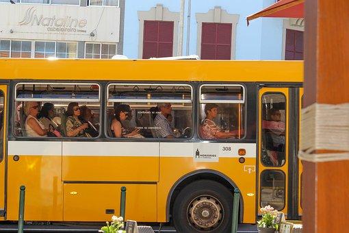 Transportation, Bus, Public Transport, Vehicle, Classic