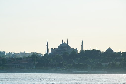 Istanbul, Turkey, Travel, Islam, Cami, Architecture