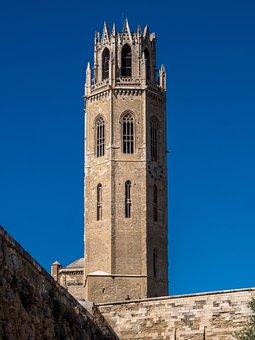Tower, Church, Monument, Sky, Blue