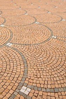 Paving Stone, Away, Paving Stones, Patch, Cobblestones