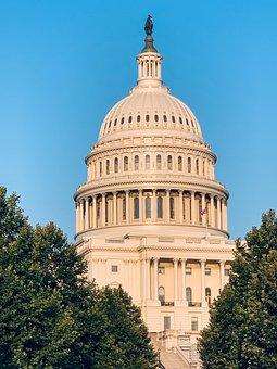 Capitol, Washington Dc, Architecture, Congress