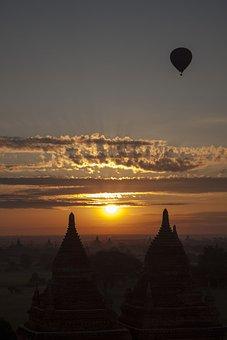 Daw Aung San Suu Kyi, The Temples, Rise-of-the-sun