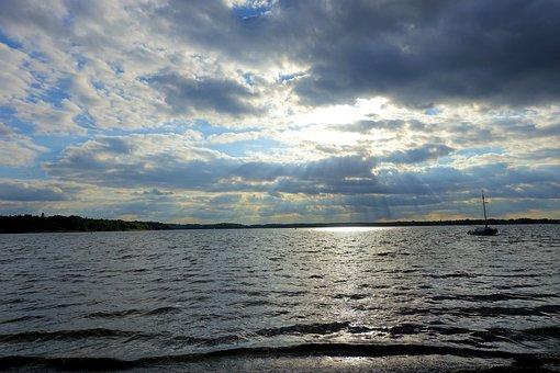 Müritz, Goods, Lake District, Lake, Water, Mecklenburg