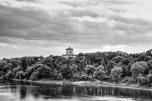 Monument, Modlin, Fortress, Poland, Tourism, Granary