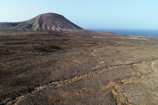 Volcano, Contrast, Lava, Spain, Endemic, Landscape