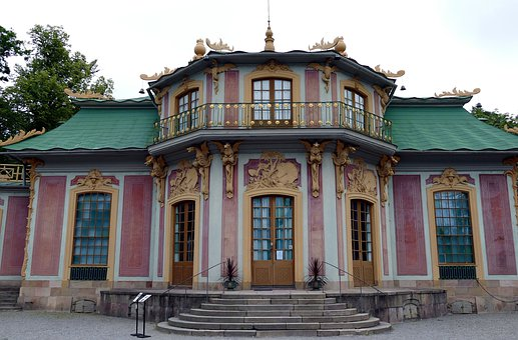 Drottningholm, Stockholm, Sweden, Palace, Royal Palace