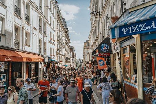 France, Paris, Streets, Urban, Architecture