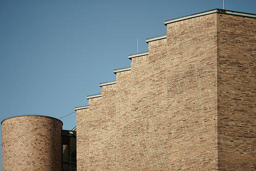 Building, Wall, Architecture, Urban, City, Structure