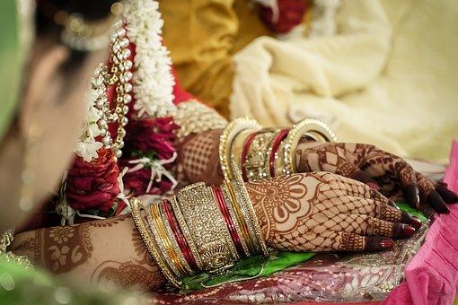 Indian, Henna, Wedding, Bridal, Mehndi, Bride, Culture
