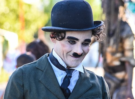 Mime, Actor, Character, Makeup, Artist