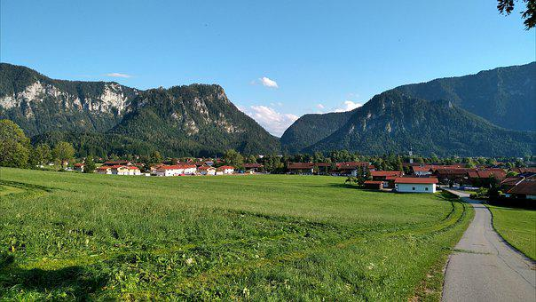 Inzell, Noise Mountain, Upper Bavaria, Community