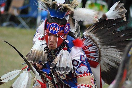 Pow Wow, Native American, Indigenous, Dance, Regalia
