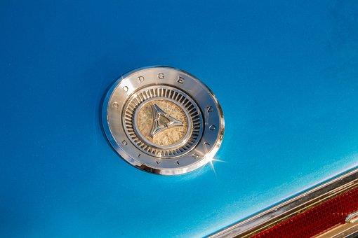 Dodge, Charger, Mopar, Sports, Emblem, Logo