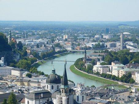 Austria, Salzburg, Nature, Landscape, Mountains