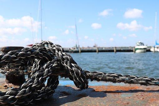 Port, Web, Water, Boats, Sun, Nature, Sailing Boat, Sky