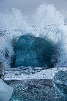 Wave, Water, Atlantic, Sea, Ocean, Summer, Beach