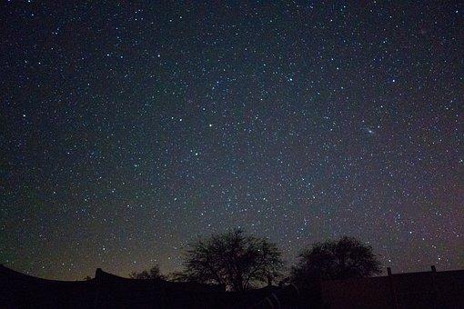 Stars, Galaxy, Stargazing, Universe, Sky, Space, Star