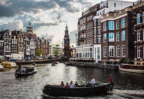 Amsterdam, Trip, Travel Blogger, Tourism, Holland, City