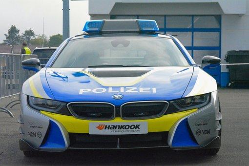 Auto, Bmw, Police, Automotive, Fast, Sports Car, Sport