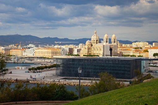 Harbour, France, Marseilles, Marseille, Provence