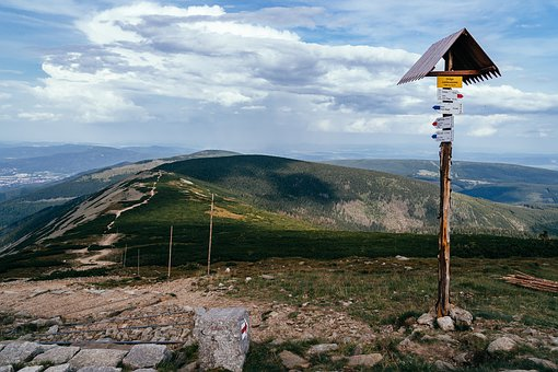 Karkonosze, Giant Mountains, Mountains, Landscape