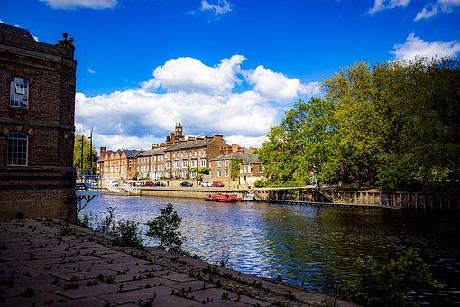 York, England, Architecture, Gothic, Tourism, City
