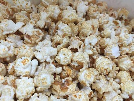 Angelicious Popcorn, Gourmet Popcorn, Kettle Corn