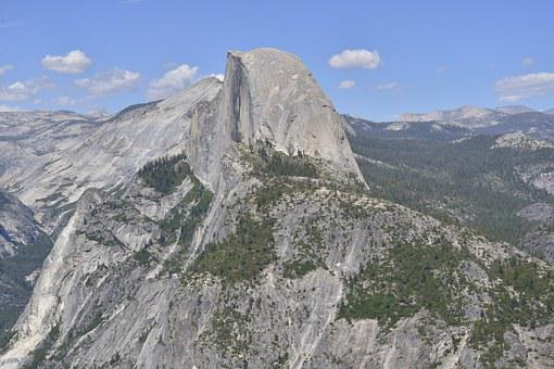 Yosemite, California, Mountain, National, Forest
