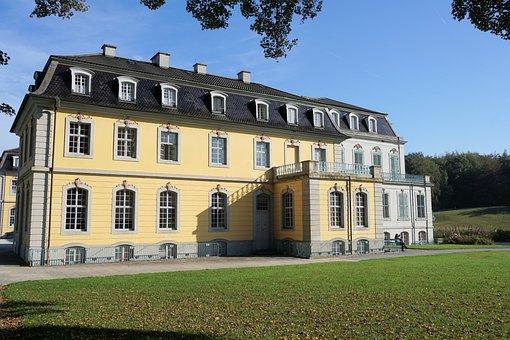 Castle, Calden, Wilhelmsthal, Residence, Building
